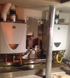Heater and tankless water heater installation service Los Angeles and Orange County | Heater and boiler tank repair